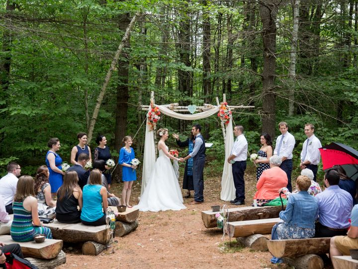 Tmx Ceremony Pine Cathedral 51 600582 161789633011493 Newry, ME wedding venue