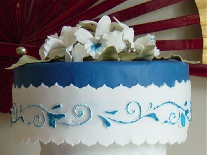 Tmx 1282783960555 RemindsMeofGreece Raleigh wedding cake