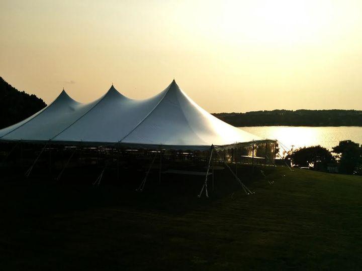 Tmx 1495648840685 40x80 Lake Setup Details Event Planning Rochester, New York wedding rental