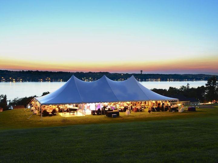 Tmx 1495648847611 40x80 Wedding Elite On The Lake Rochester, New York wedding rental