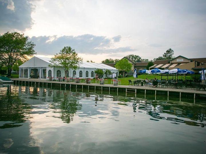 Tmx 1495649434021 Inn On The Lake Tent 1 Rochester, New York wedding rental
