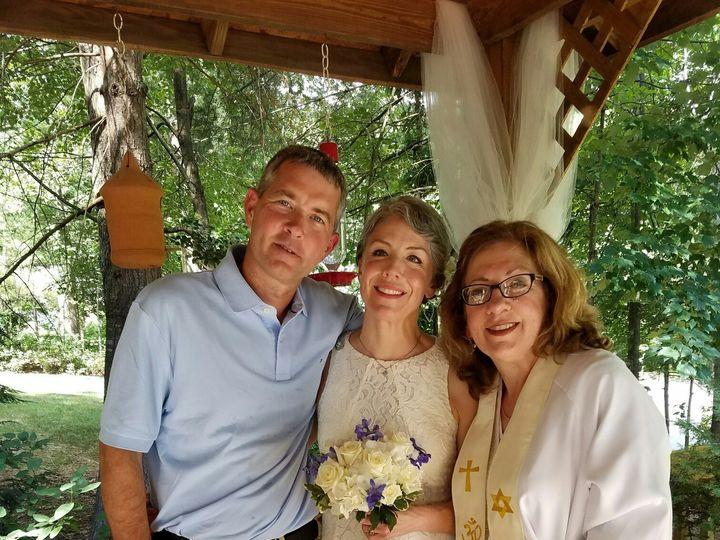 Tmx 1483629881927 Erin And Wayne 2 Somerset, MA wedding officiant