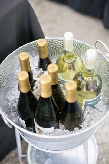 Bucket wines