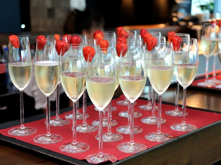 Tmx 1415806860396 Champagne Reception Concord, NH wedding catering