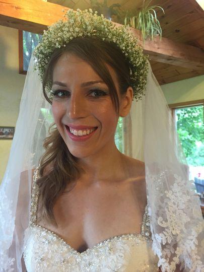 First Bride!