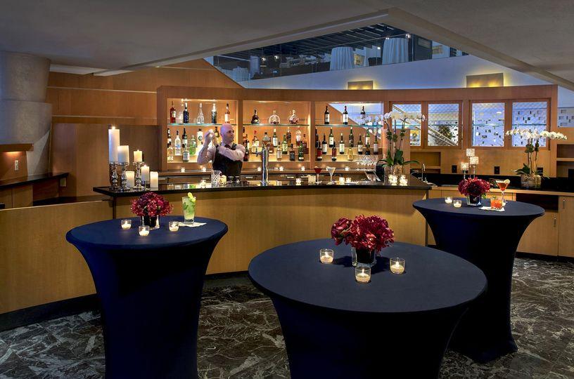 Tall bar tables