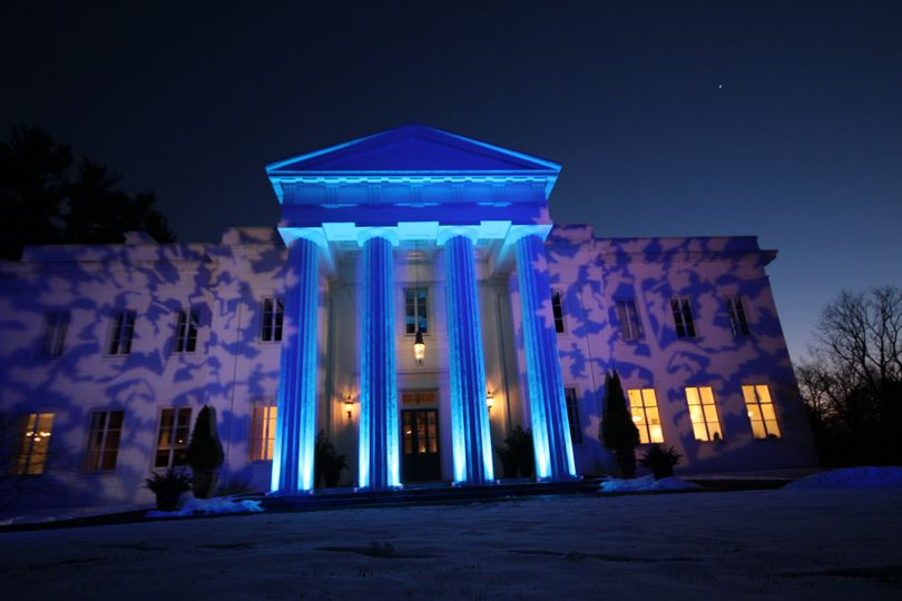 Wadsworth Mansion Lighting