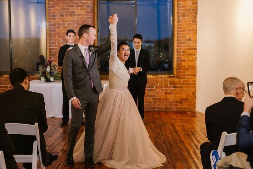 Don't You Want To Feel Like This At Your Wedding?Mill One Open Square