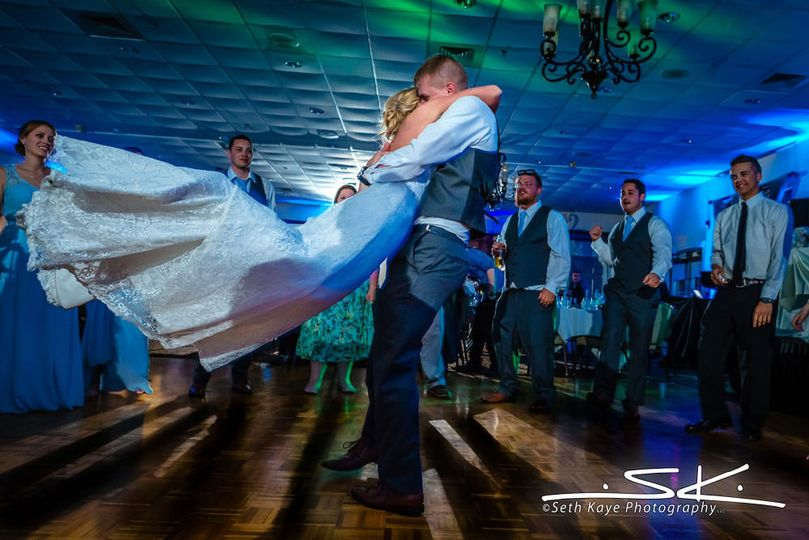 Don't You Want To Feel Like This At Your Wedding?The Log Cabin, Holyoke MA