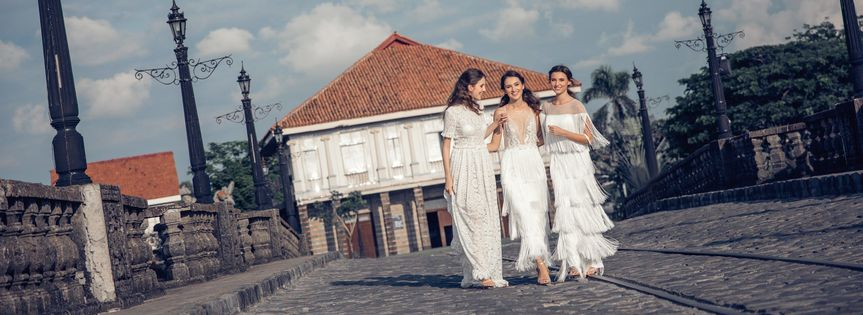 The Nomad, a Bohemian Wedding Collection.