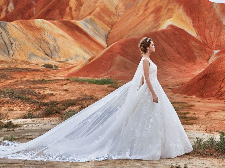 Tmx Grace Luxury 51 685582 V1 Los Angeles, CA wedding dress