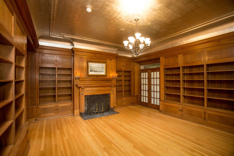 Lord mansion library