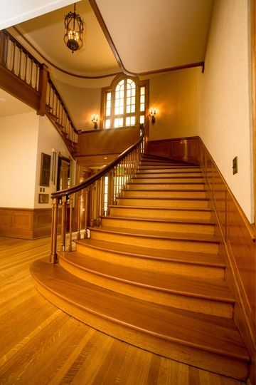 Lord Mansion Grand Staircase