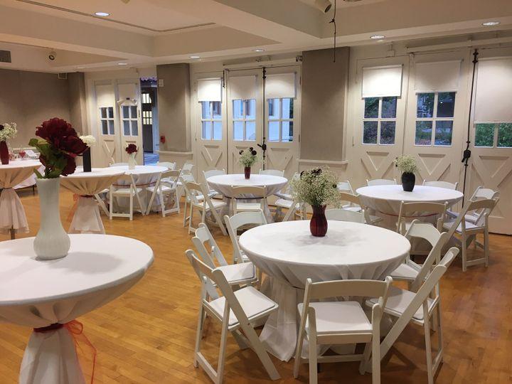 Coach House Reception
