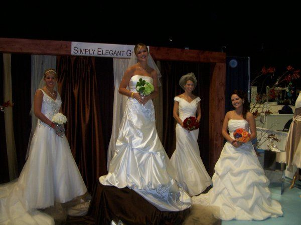 Tmx 1228943903940 BridalShow 5 State College wedding dress