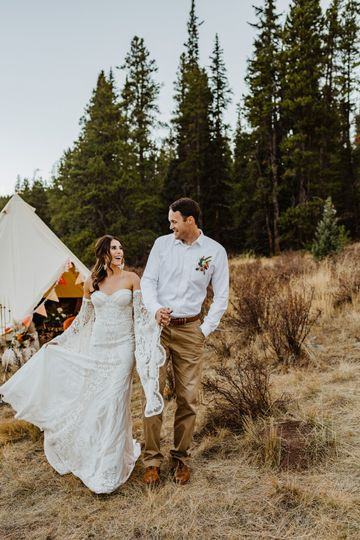 Como, Colorado Elopement