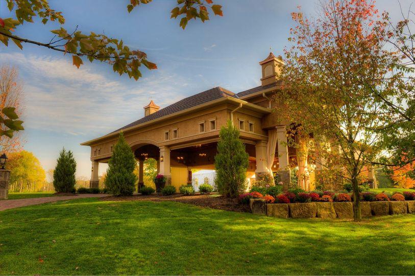 Gervasi Vineyard Pavilion