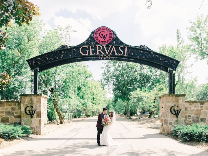 Gervasi Vineyard Front Entranc
