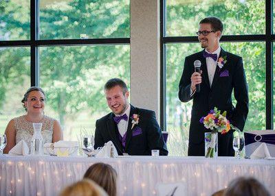Wedding Reception in 2016. PC: Matt Gubancsik