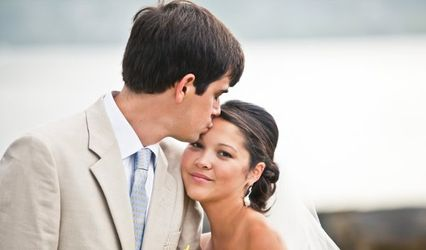 The wedding of Laura and Brandon
