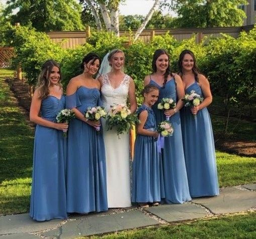Tmx Bridal Party 1 51 159582 157488045013443 Branford, Connecticut wedding florist