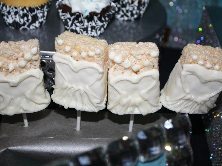 Tmx 1391913879354 Bluetiffanydressdesser Newtown, PA wedding catering