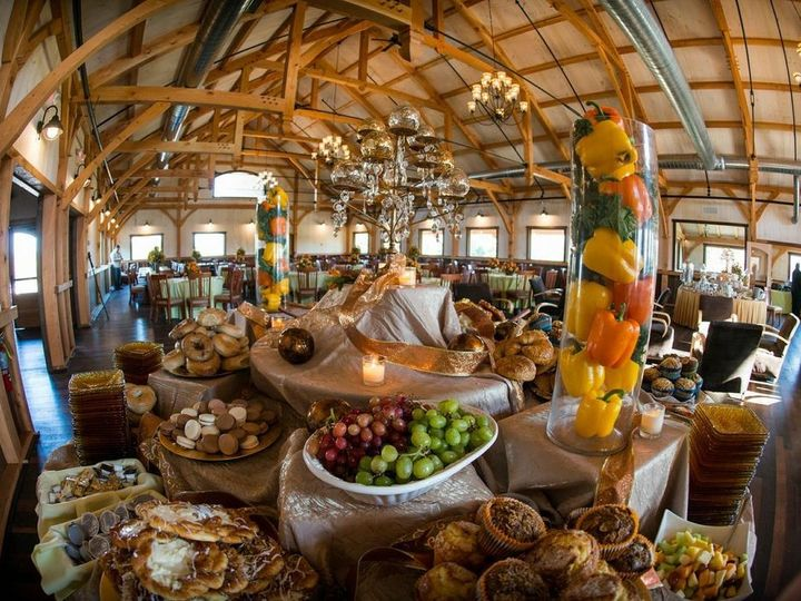 Tmx 1391913884086 Breadpastrytable Newtown, PA wedding catering