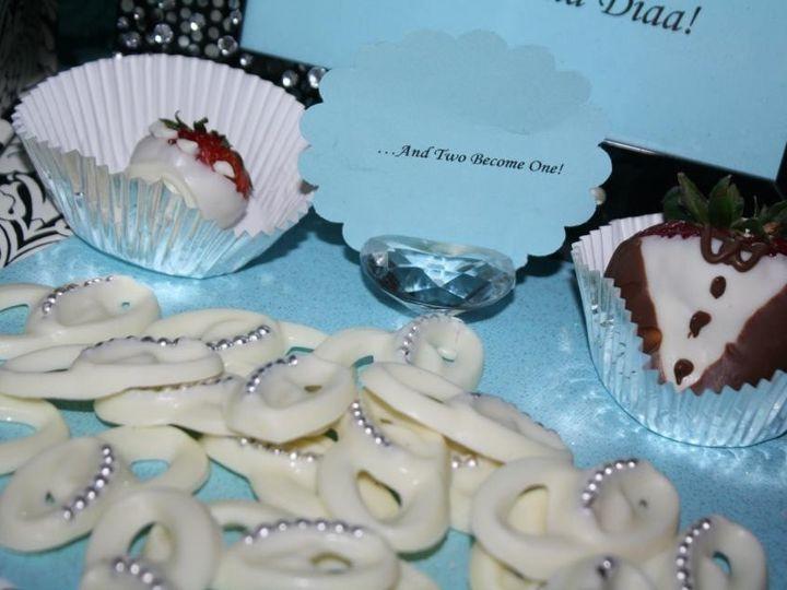 Tmx 1391914114411 Bluetiffanypretzel Newtown, PA wedding catering