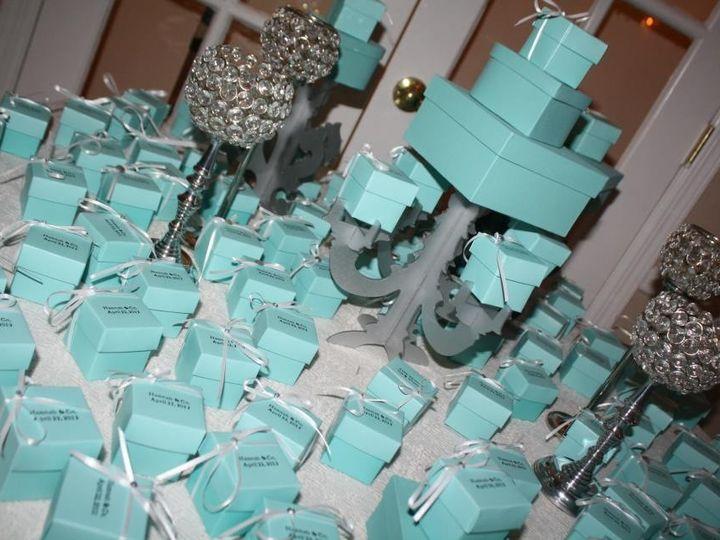 Tmx 1391924097043 Bluetiffanyfavors Newtown, PA wedding catering