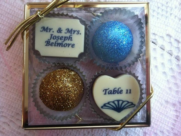 BellaFaccias Personalized Chocolates & Gifts, LLC