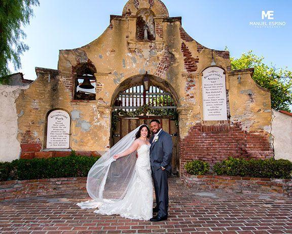 Manuel Espino Photography. San Gabriel Mission.
