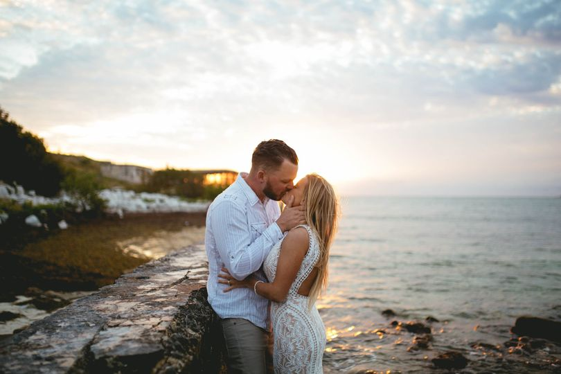 Bahia Honda engagement session