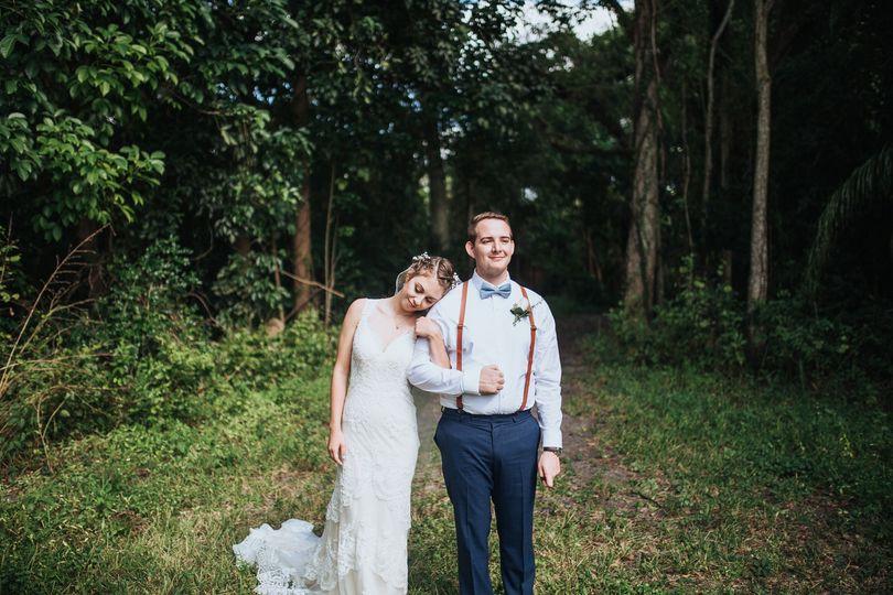 Robins Preserve Wedding // FL