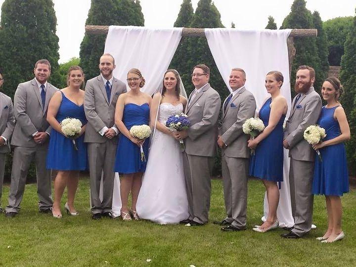 Tmx 1437834948704 Newell 2015 Olathe wedding officiant