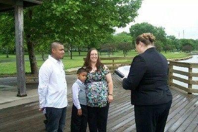 Tmx 1465958981090 Caroline Diaz 5.24.14 Olathe wedding officiant