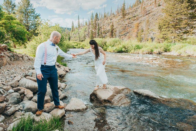 Breckenridge, Colorado adventure wedding