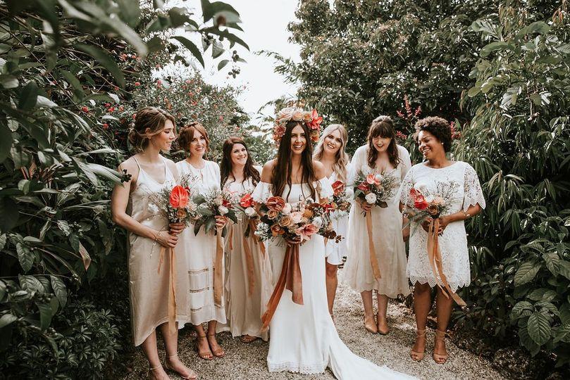 Boho Wedding in Miami