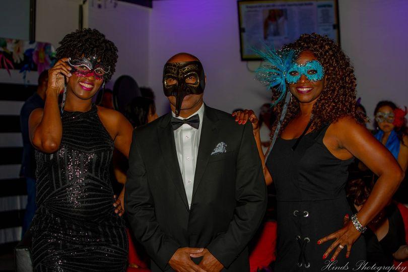2018 Masquerade Ball