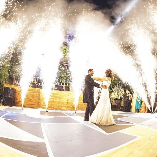 Wedding at Puebla