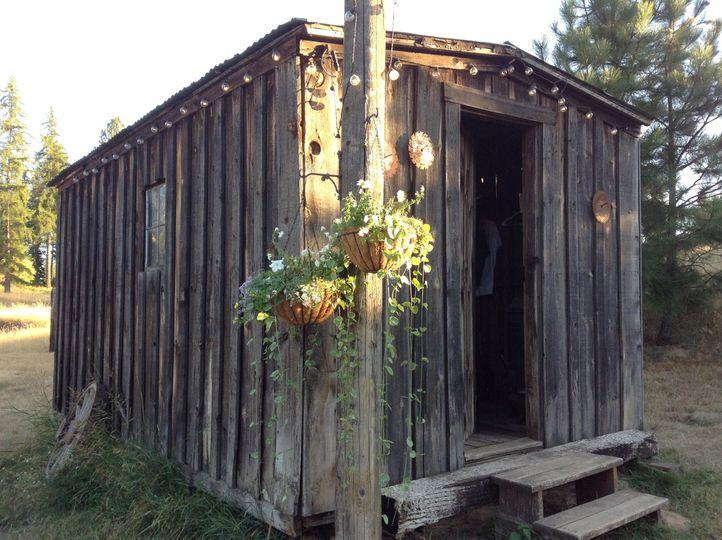 Groom's cabin