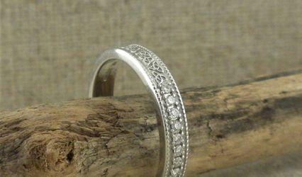 Unique Celtic Wedding Rings 1