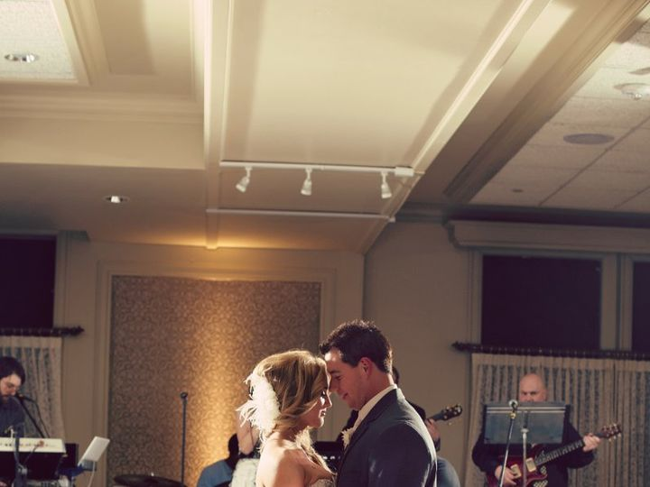 Tmx 1343280364974 FirstdanceLS Edmond wedding band
