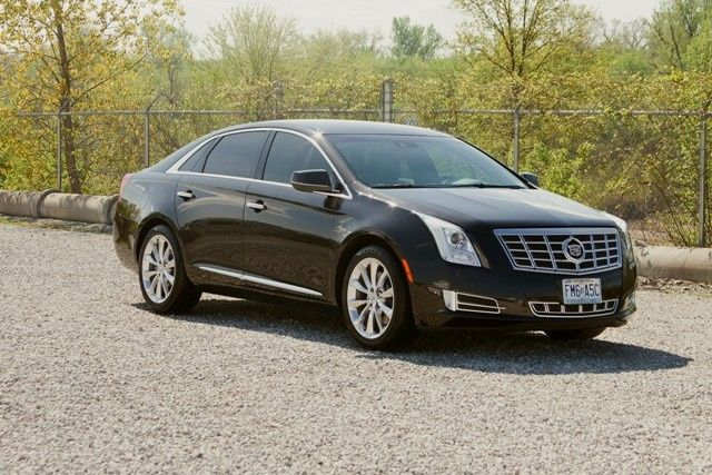 Our Luxury Collection Black Diamond Cadillac XTS Sedan provides a BEST IN CLASS experience perfectly...