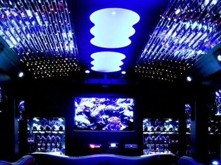 Tmx 1430853346988 El24 White Limo Party Bus   Interior 1   Pinterest Saint Louis wedding transportation