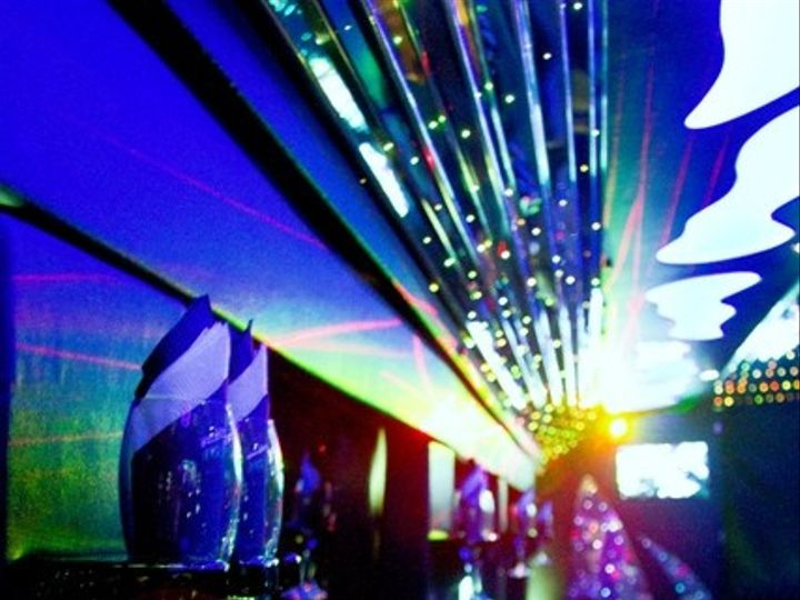 Tmx 1430853706836 El30 White Limo Party Bus   Interior 5   Pinterest Saint Louis wedding transportation