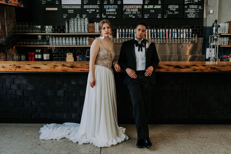 Styled Shoot at Rhinegeist