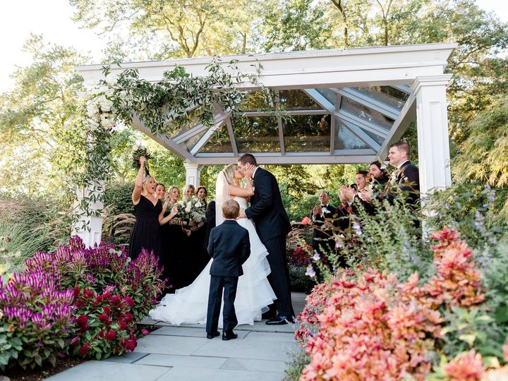 Tmx 1042019 Julia And Brian Ceremony Fall Kelly Sea 51 378682 158681341355780 Spring Lake, NJ wedding venue