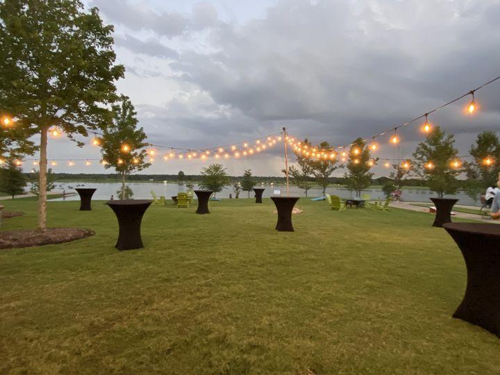 Hyde Lake Pavilion Lawn