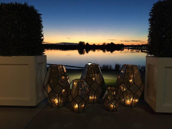 Hyde Lake Sunset