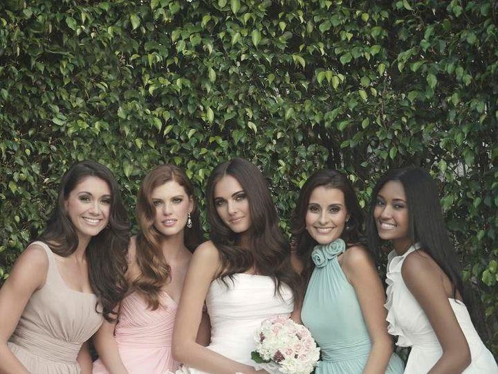 Tmx 1355161965899 2457SMULTIMAIDS2 Haddonfield, New Jersey wedding dress